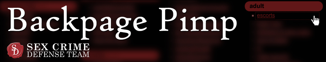Backpage pimp banner
