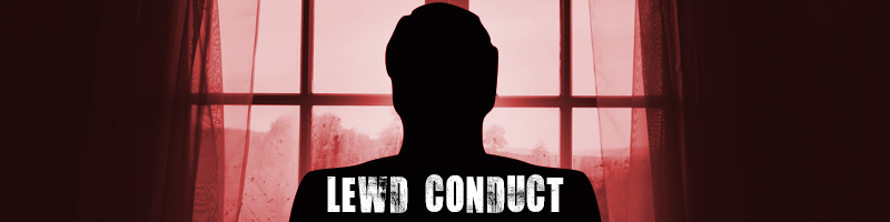 Lewd Conduct Banner Image